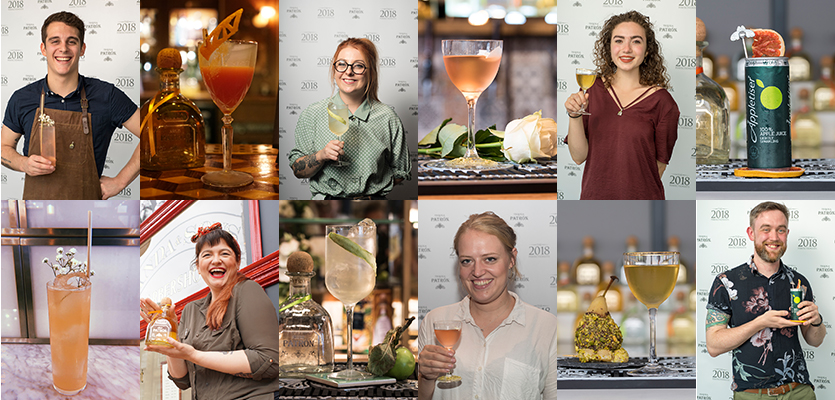 Uk Finalists Announced For Patrón Perfectionists Cocktail Competition photo