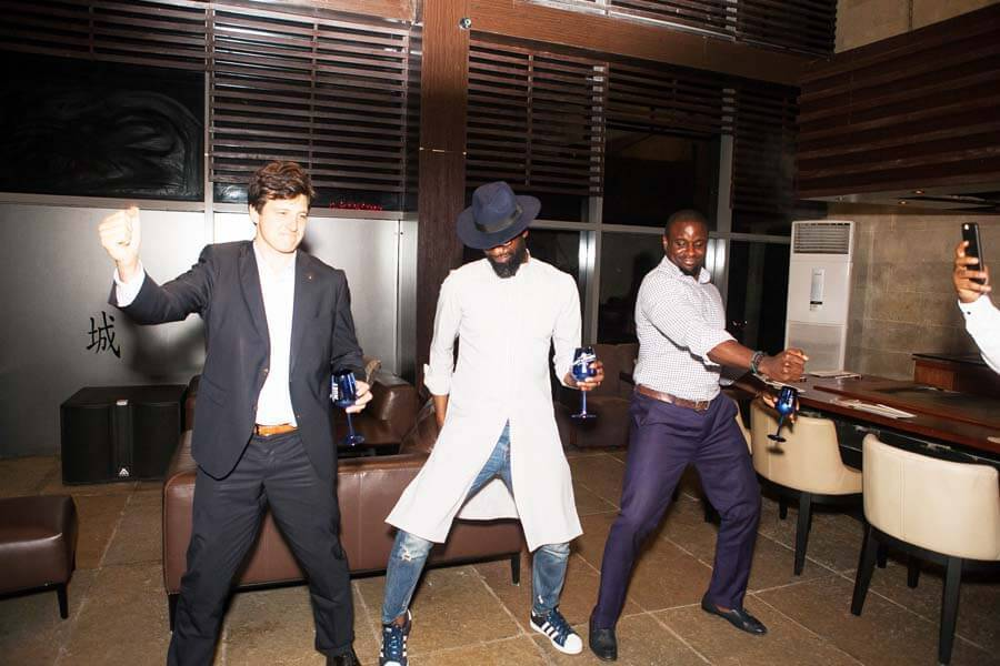 Dom Pérignon Hostsexclusive Tastingin Lagos photo