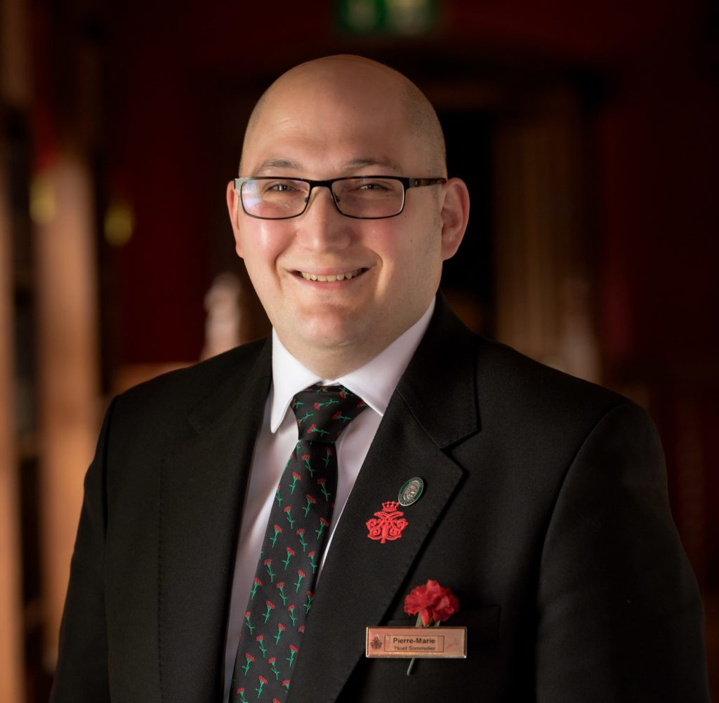 Ashford Castle Appoints New Head Sommelier photo