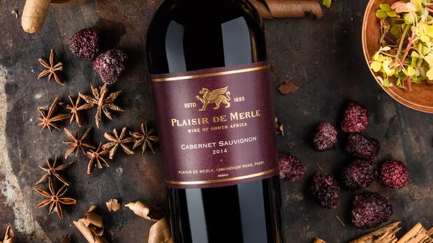 Plaisir De Merle Chardonay And Cabernet Sauvignon photo