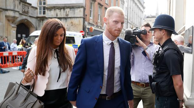 England Cricket Star Ben Stokes Acquitted Of Affray photo