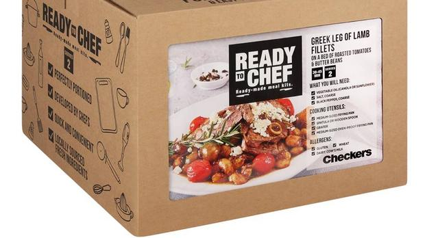 Checkers To Launch Ready To Chef Meal Kits This Week. photo