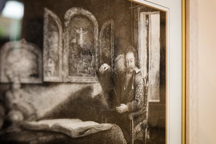 New Exhibition Opens In La Motte Museum photo