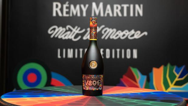 Remy Martin Goes Psychedelic With Digital Visual Artist photo