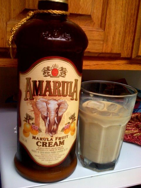 Amarula Cream Liqueur photo