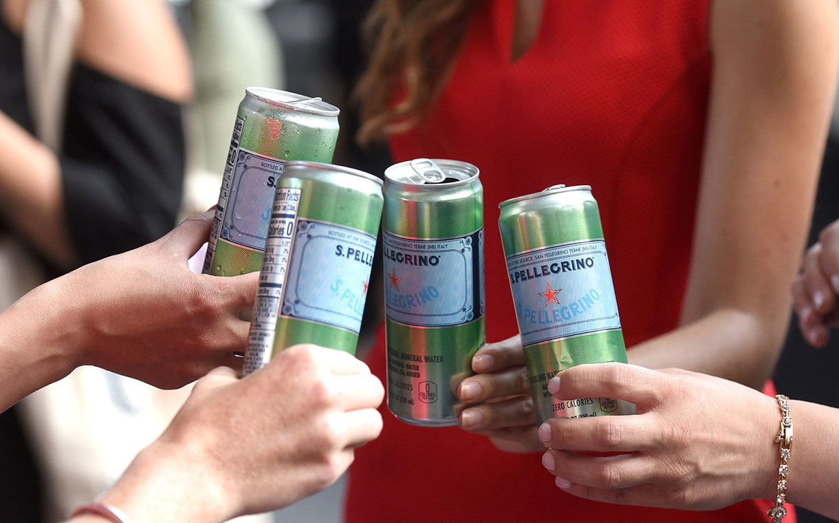 Nestlé Launches S.pellegrino Water In 'sleek, Modern' Cans photo