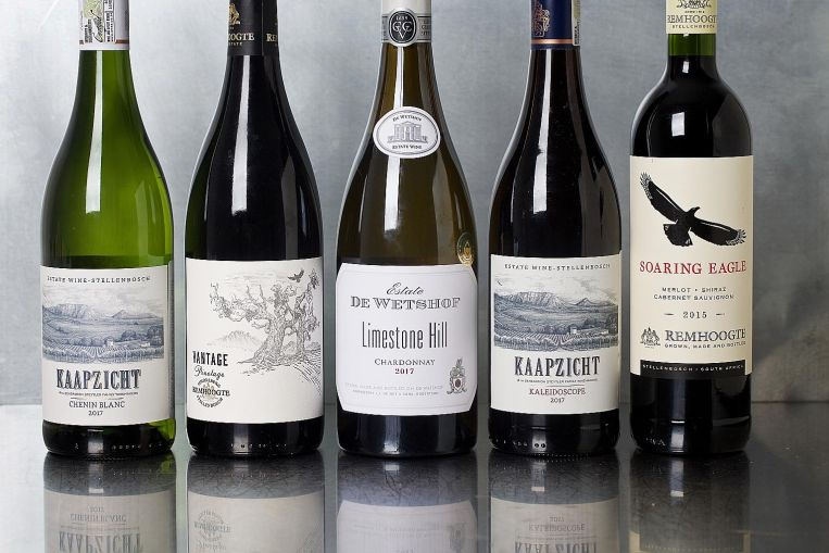 High On South African Wines, Food News & Top Stories photo