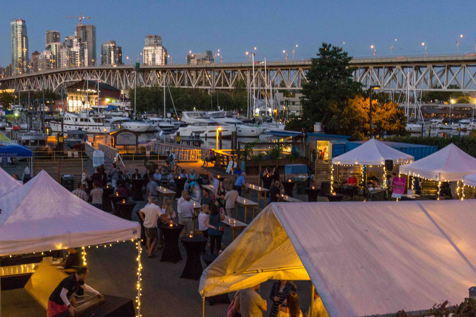 Six Local Chefs To Celebrate Salmon Spectacular On Vancouver's Waterfront photo