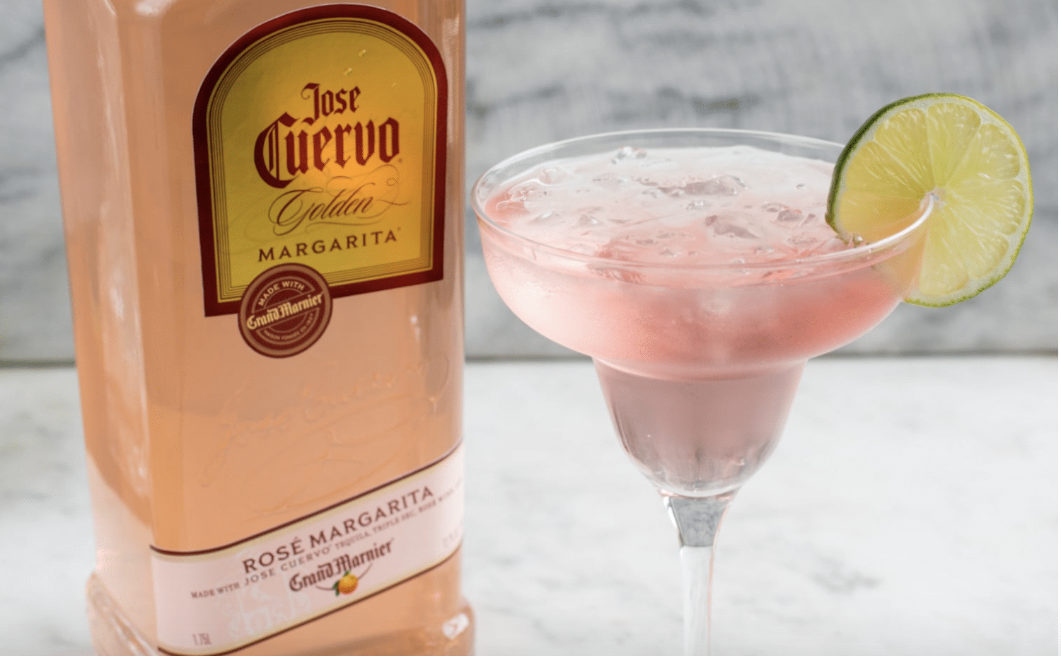 Jose Cuervo Debuts Golden Rose Margarita Mix photo