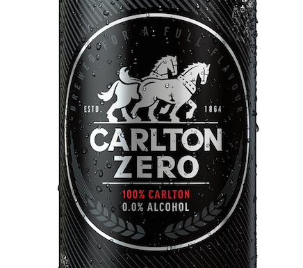 Cub Unveils First-ever Non-alcoholic Beer 'carlton Zero' photo