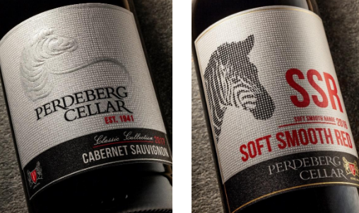Perdeberg Unveils New Labels photo