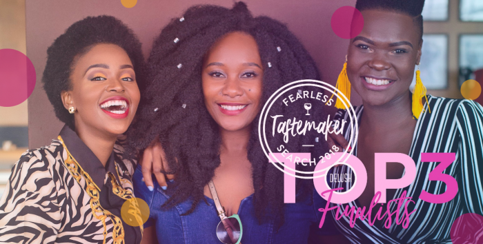 Top 3 Fearless Tastemakers for 2018! photo