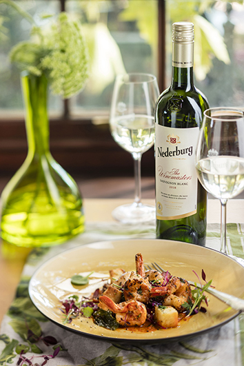 Tuck into a delectable Women's Month three-course menu at Nederburg photo