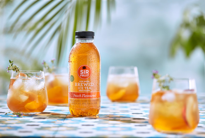 Win A Month?s Supply Of Sir Fruit Real Brewed Ice Tea Valued At R600! [competition] photo