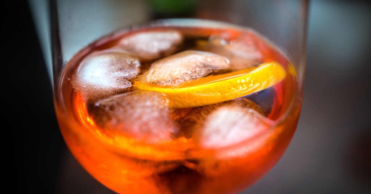 With Rising Popularity Comes Endless Iterations Of The Classic Aperol Spritz photo