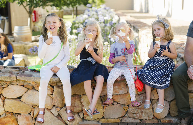 Celebrate The Fresh-'n-fab At Gabriëlskloof Little Spring Market photo
