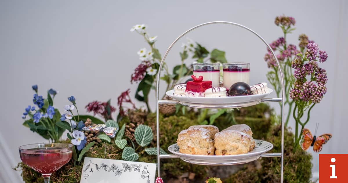 Best Afternoon Teas In The Uk, From Traditional Scones And Sea Views To Spectacular Themes photo