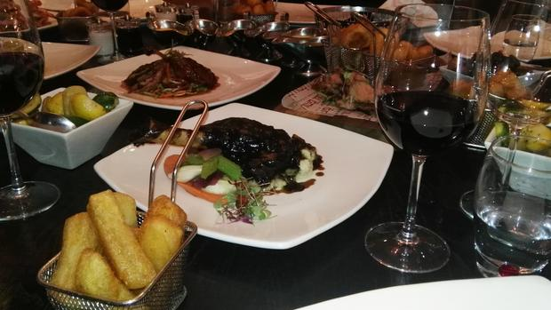 Review: Wine And Food Pairing At The Grill Jichana photo