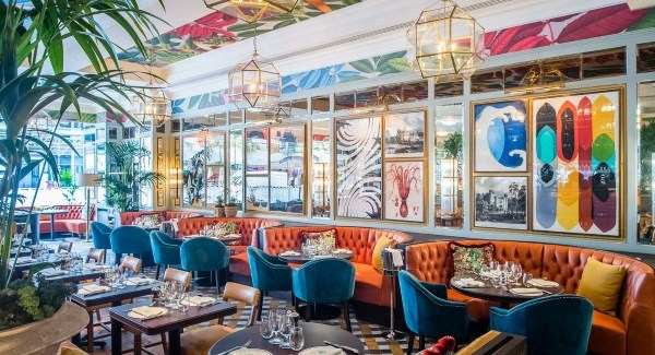 Restaurant Review: The Ivy, Dublin photo
