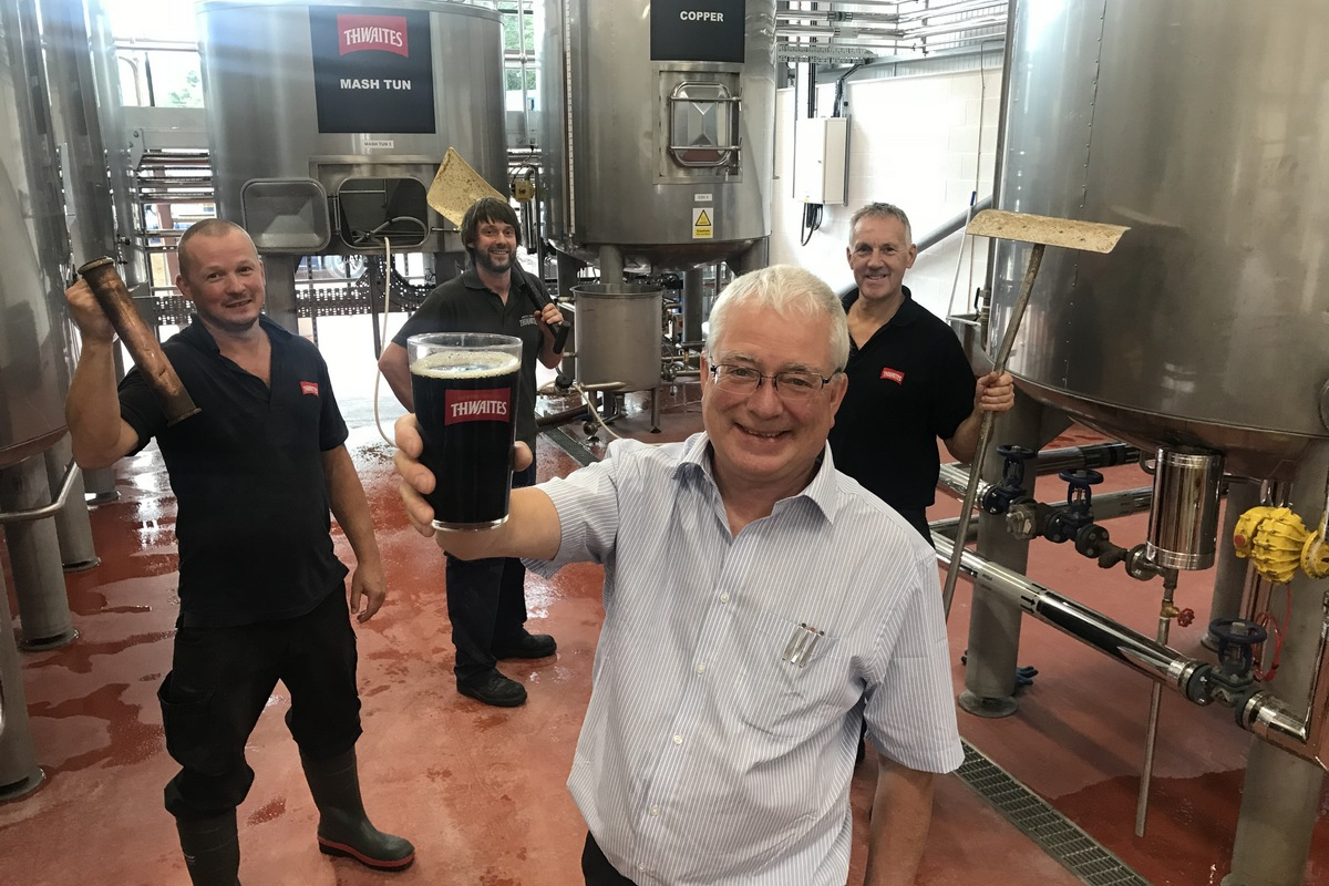 Production Commences At New Thwaites Brewery ? Beer Today photo