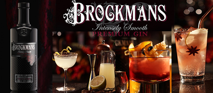 Brockmans Gin Serves Up Autumn Cocktail Menu  photo
