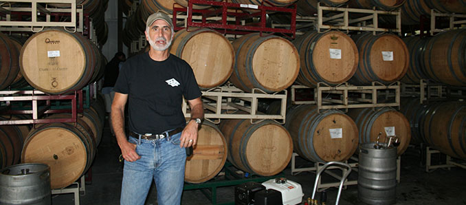 One Winemaker's Spiritual Journey: The Story Of Jeff Morgan photo