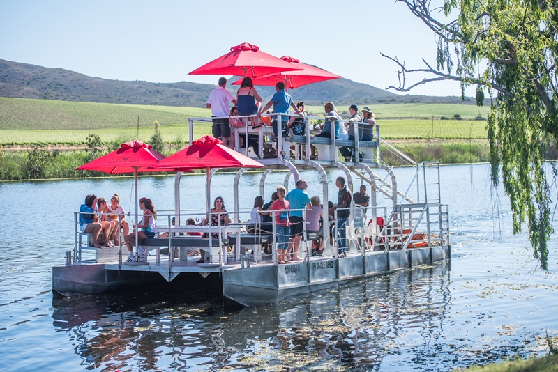 Wine On The River In Partnership With Nedbank: 26-28 Ocotober photo