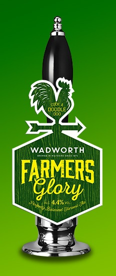 Makeover For Wadworth Farmer's Glory Branding ? Beer Today photo
