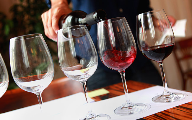 Less Whining More Wining: Why You Should Invest in a Wine Tasting Experience photo