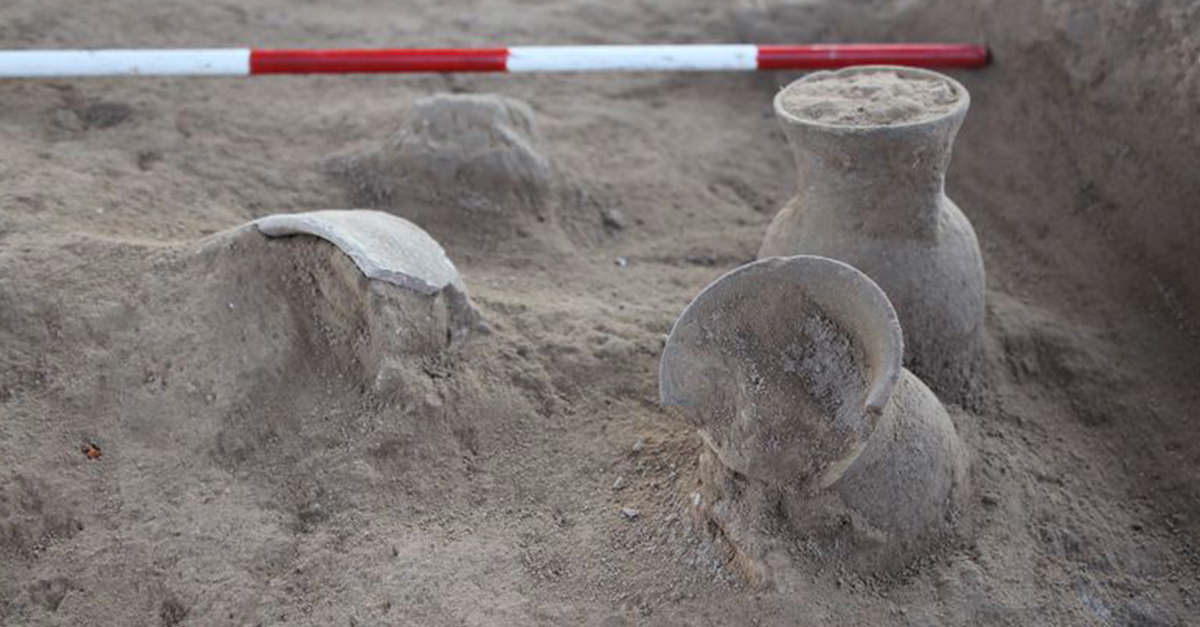 Archaeologists Dig Up Oldest Evidence Of Mesopotamian Beer In Ancient Cups photo