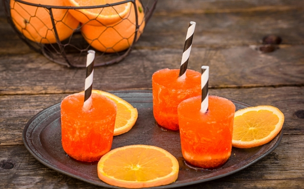 Aperol Spritz Ice-pops Are Here And They Are Ridiculously Easy To Make photo