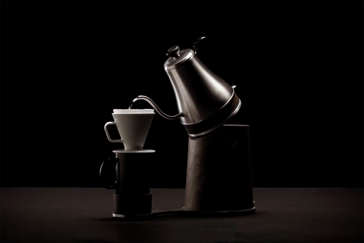 This New Pour-over Brewer Costs $1,000 photo