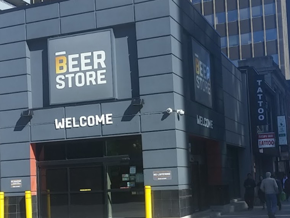 Beer Store On Rideau Street To Close Oct. 14 photo
