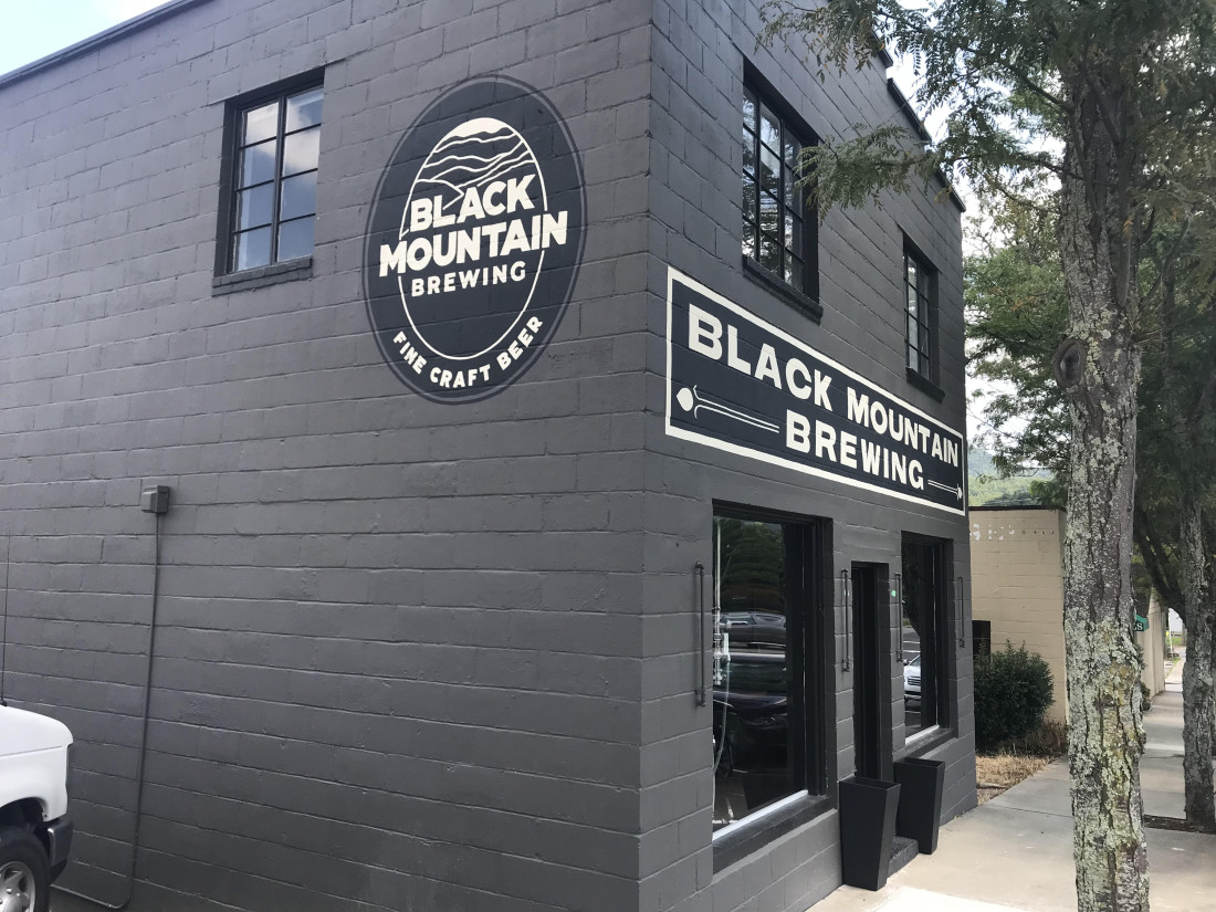 Carolina Beer Guy: Black Mountain Brewing Opens photo