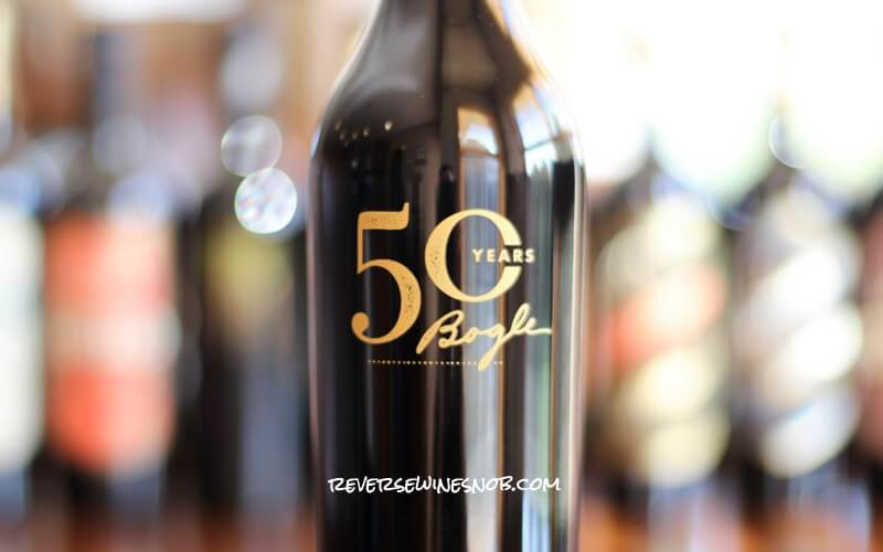 Bogle Vineyards 50th Anniversary Reserve Petite Sirah photo