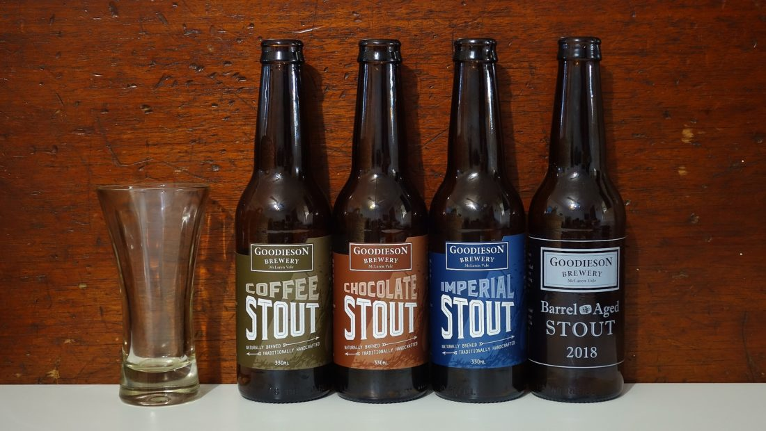 Beer Reviews: Stouting Up One's Winter photo