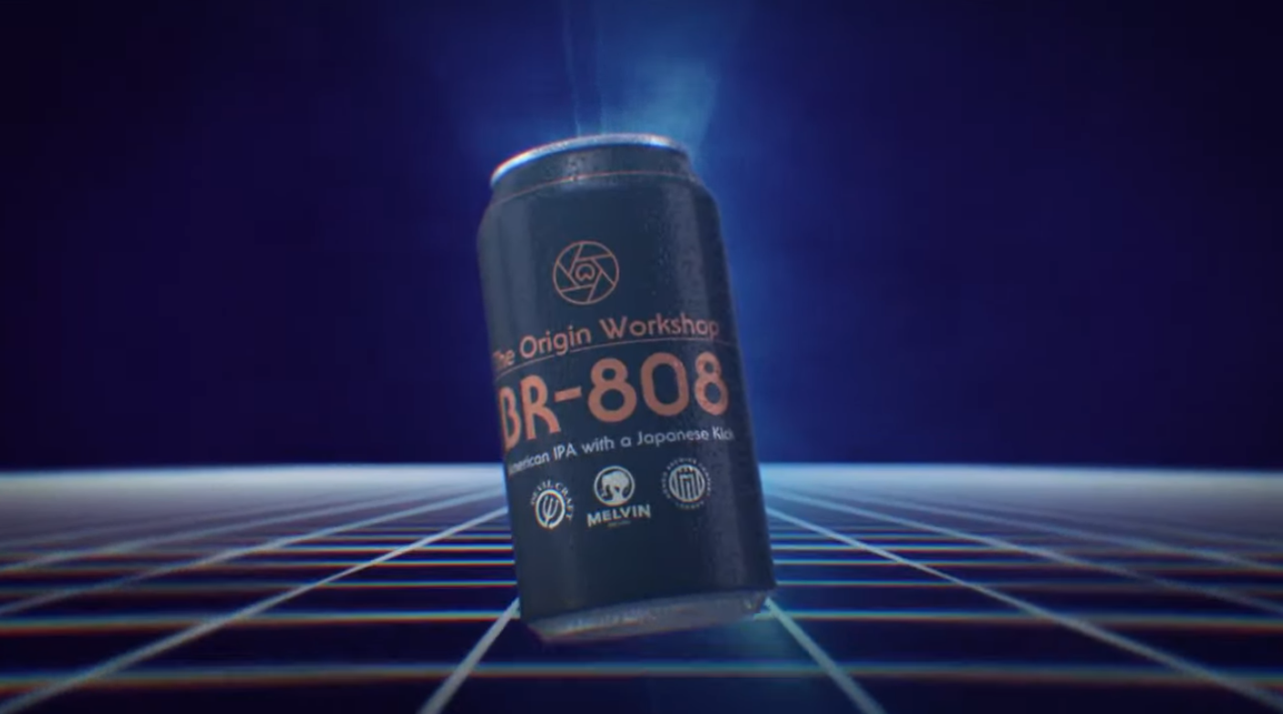 Roland Tr-808-inspired Craft Beer Launched For 808 Day photo