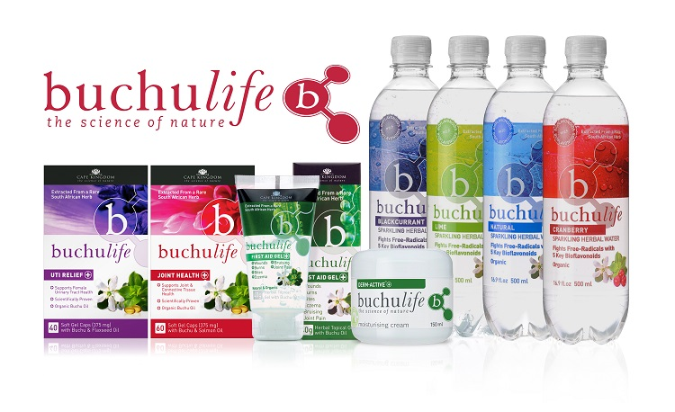 Win One Of Eight Buchulife Hampers Valued At R750 Each photo
