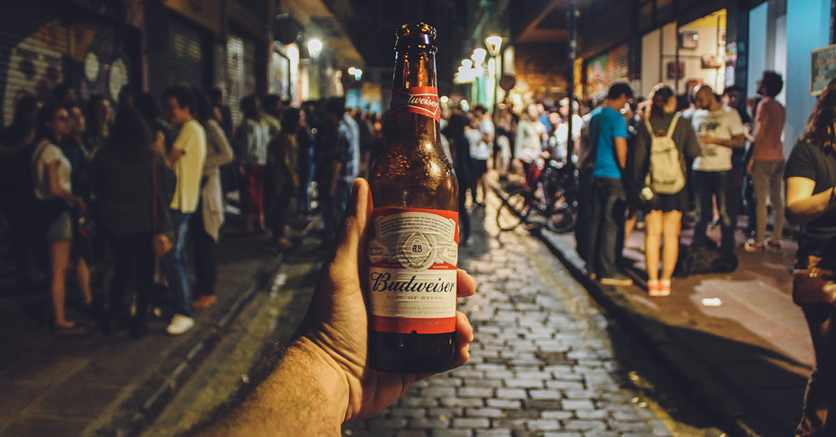 China Now Drinks More Budweiser Than America, Report Says photo