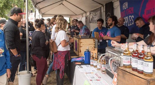 Win A Pair Of Tickets To Cider Summit Seattle photo