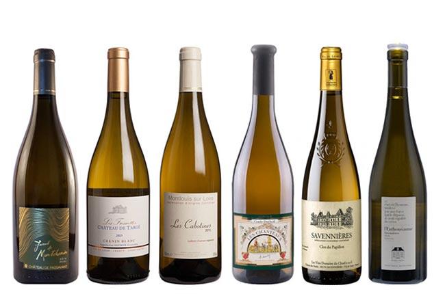 Top Dry Loire Chenin Blanc Wines photo