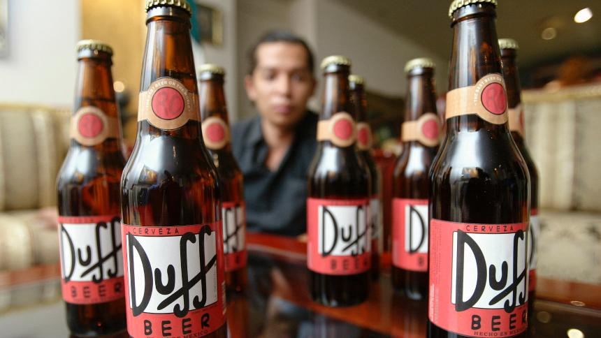 duff beer The best fictional drinks to recreate at home