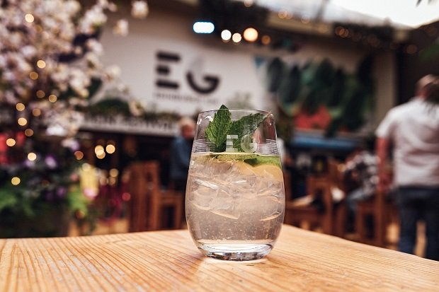 Around Edinburgh Festivals With Edinburgh Gin photo
