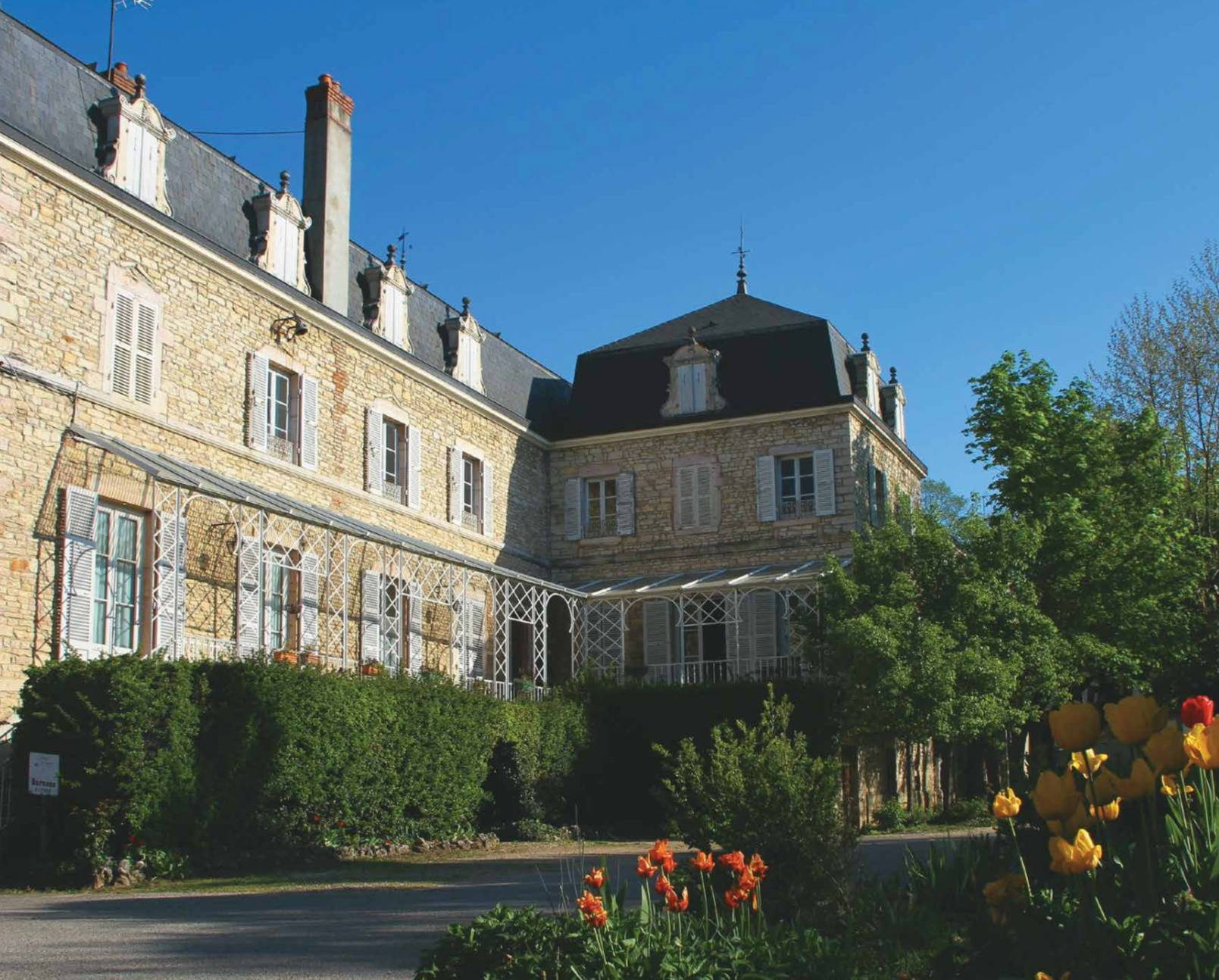 Chateau D'etroyes: Where Burgundy Meets India photo