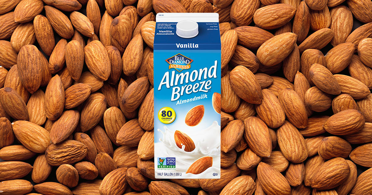 Vanilla Almond Breeze Recalled For Possibly Containing Actual Milk photo