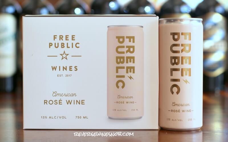 Free Public Rosé Wine photo