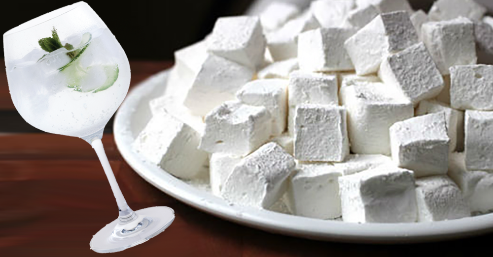 How to make Gin And Tonic Marshmallows photo