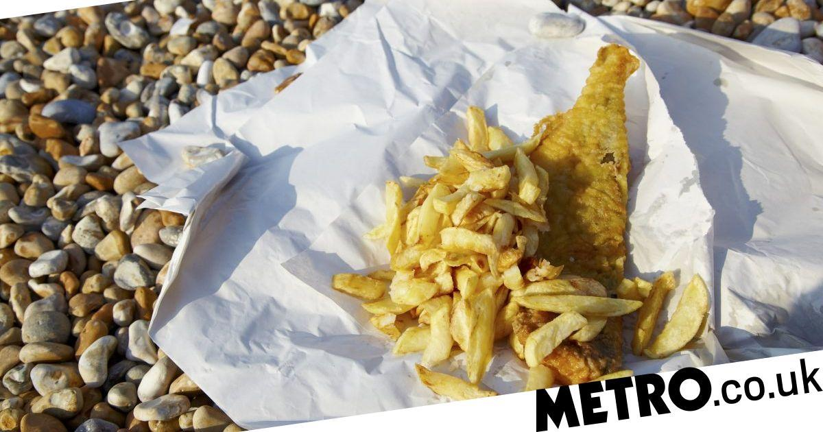These Are The Chippies In The Running For The Best Fish And Chip Shop In Britain photo