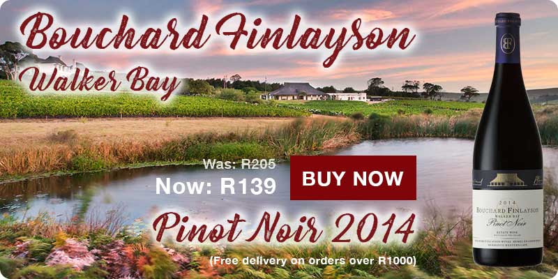 Save 32% on Bouchard Finlayson Walker Bay Pinot Noir and more at GETWINE! photo