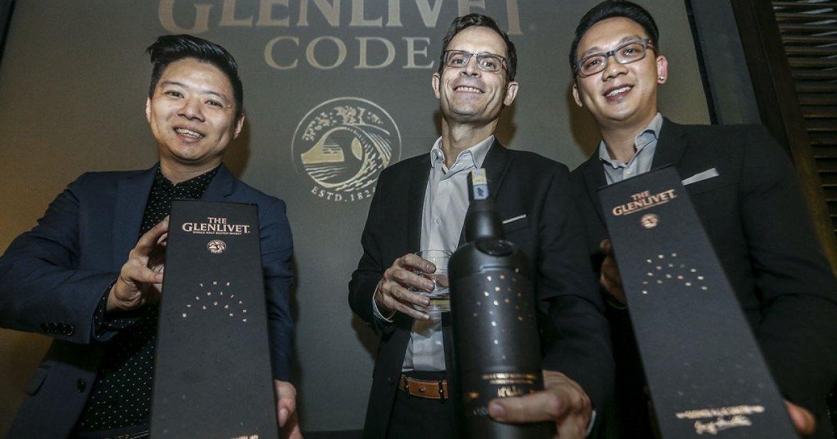 The Glenlivet Code — A True Whisky Mystery photo